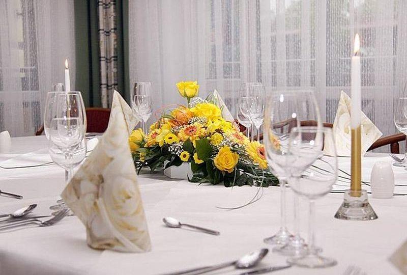 Hochzeitsfeier Leipzig Restaurant Hotel 3 Linden